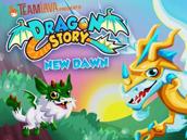 龙的故事:新的黎明   培养岛上的各种龙吧!