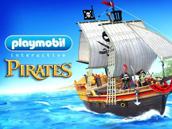 海盗奇兵   与最爱的PLAYMOBIL 玩具一同体验惊险刺激的海盗世界!