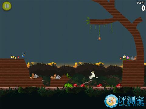 继续飞吧 愤怒的小鸟Rio版游戏评测