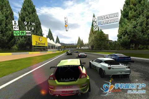 [实况赛车2] Firemint 开发的赛车大作更新至1.11.03版本(二)