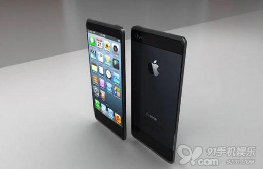 iphone6最新概念设计:机身被拉长
