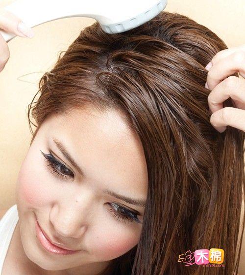 技巧| 99%的女生都不知道的洗头技巧!图片