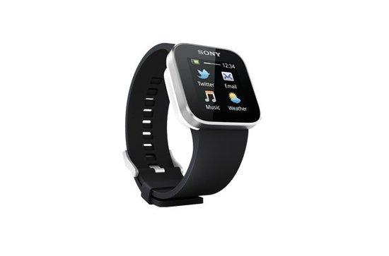 移动时代腕表新风尚 科技元素融入索尼智能腕表手机新奇周边 新奇数