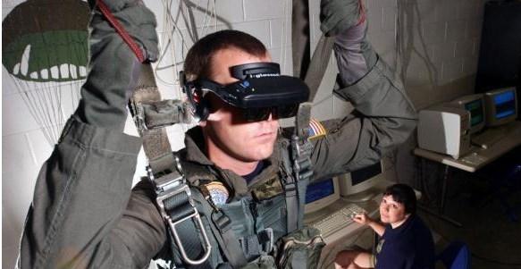 VR军事训练