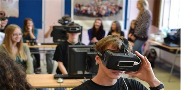 VR生产模拟