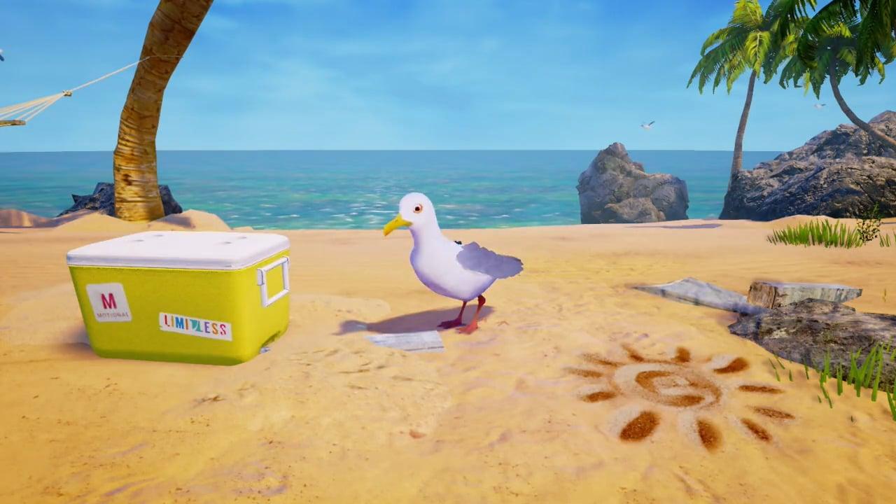 Gary the gull VR 海鸥加莱