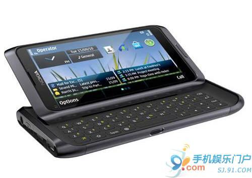 诺基亚发布C6/C7/E7 迎来Symbian^3时代