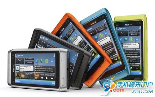 诺基亚N8跳票 推迟上市