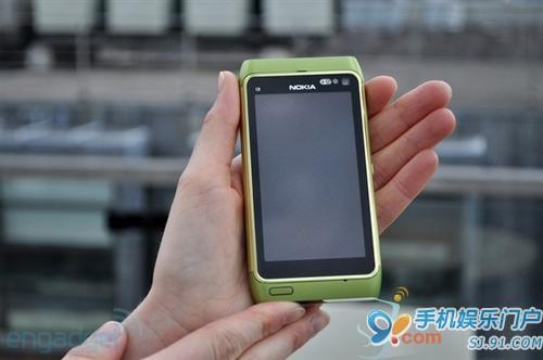 诺基亚N8遭知名网站一片负面评价