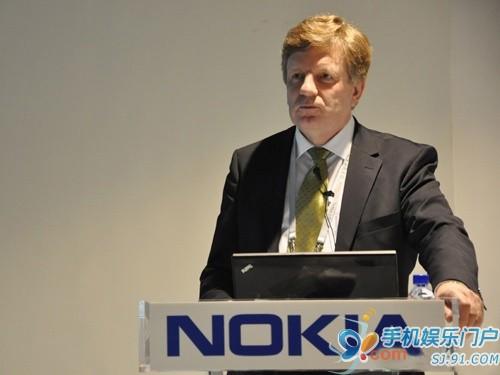 诺基亚:未来非洲手机用户将超中国和印度市场