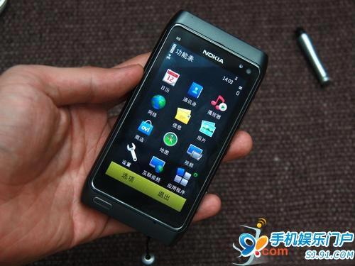 诺基亚承认部分N8有自动关机问题