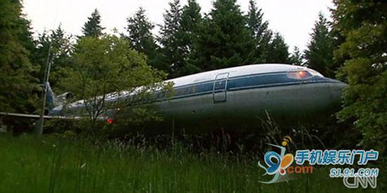 牛人用废弃波音727打造梦想之家