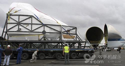 guppy鲸鱼形货运飞机